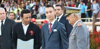 الأمير مولاي الحسن يستقبل الأطفال المقدسيين المشاركين في الدورة العاشرة للمخيم الصيفي