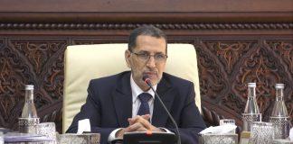 العثماني في افتتاح المجلس الحكومي: المبادرات الملكية لفائدة الفلسطينيين إنسانية وجريئة