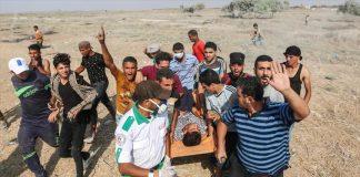الهلال الأحمر الفلسطيني: 3 قتلى و391 مصابا خلال مواجهات القدس والضفة