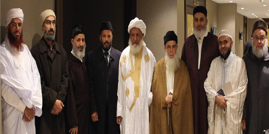 الشيخ يحيى المدغري ينعى الشيخ محمد زحل -رحمه الله- من مكة