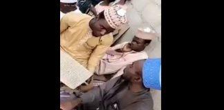 عبرة لمن يقول أنه يصعب عليه حفظ القرآن الكريم.. شاهد مدرسة للتحفيظ في زقاق