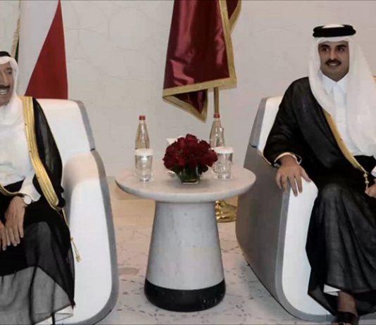 قطر: أمير الكويت دعا إلى اجتماع لحل الأزمة الخليجية ورددنا بإيجابية