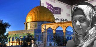 حوار مع آلاء بني فضل مذيعة ومقدمة برامج بإذاعة هوا نابلس بفلسطين