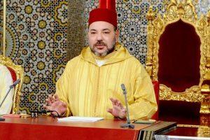 الملك محمد السادس يعطي انطلاقة إنجاز مشاريع تضامنية بالقنيطرة