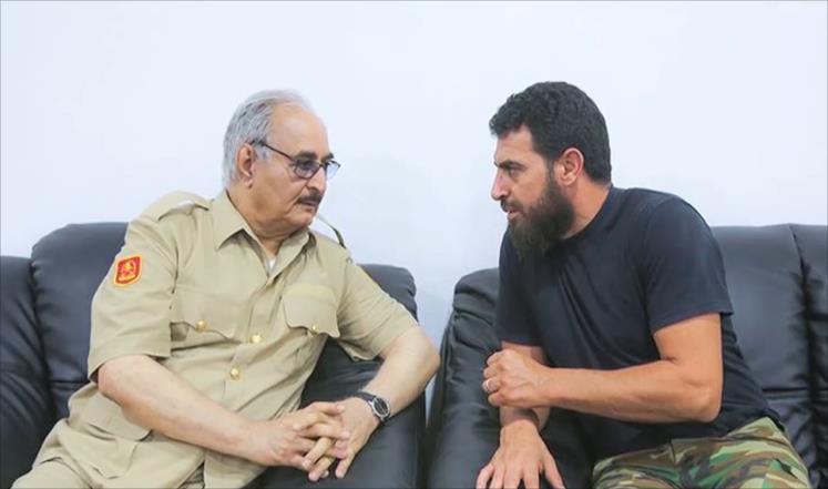 """""""مجموعة السبع"""" تدعو قوات حفتر للتراجع عن مهاجمة طرابلس"""