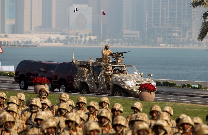 قطر وفرنسا تختتمان تمرينا بحريا مشتركا