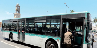 """أمن البيضاء يشن حملة ضد اللصوص داخل """"الطوبيسات"""""""