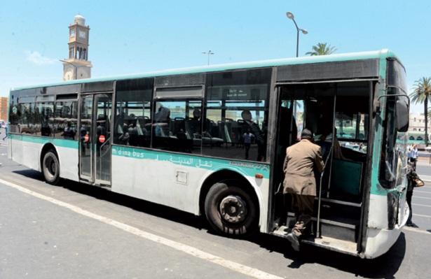توقيف مرتكب سرقة تحت التهديد داخل حافلة للنقل الحضري بالدار البيضاء
