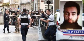 الشرطة الفرنسية تداهم منزل منفذ عملية الدهس في باريس