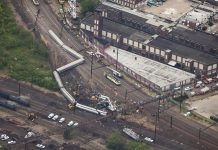 عاجل.. 33 مصابا الحصيلة الأولية لاصطدام قطارين بأمريكا