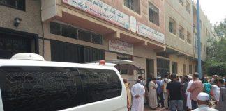 حضور شخصيات علمية لتشييع جنازة الشيخ محمد زحل رحمه الله