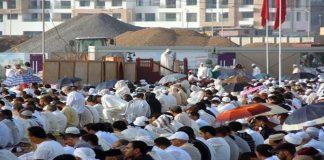 فاعل جمعوي سلوي: نطالب بإعادة مصلى العيد إلى مكانه الأصلي قرب شاطئ المدينة