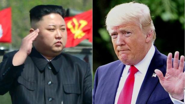 ترامب: حددنا زمان ومكان لقائي بزعيم كوريا الشمالية وسنعلنهما قريباً