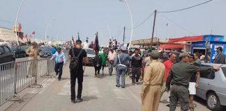 بالفيديو.. ذ. طارق الحمودي يعلق على الثور الذي قدم قربانا لضريح مولاي عبد الله أمغار