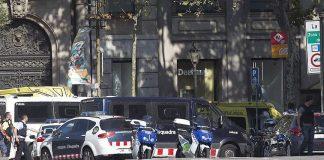 """""""داعش"""" يعلن مسؤوليته عن هجوم الشاحنة في برشلونة"""