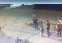 شاهد مقتل بطل العالم الروسي فى رفع الأثقال خلال مشاجرة بركلة و4 لكمات