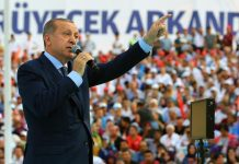 أردوغان: لن نتردد في ضرب أي جهة تقلق راحة بلادنا
