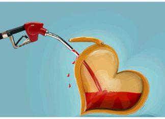 أنت من تزود قلبك لتستمر حركته