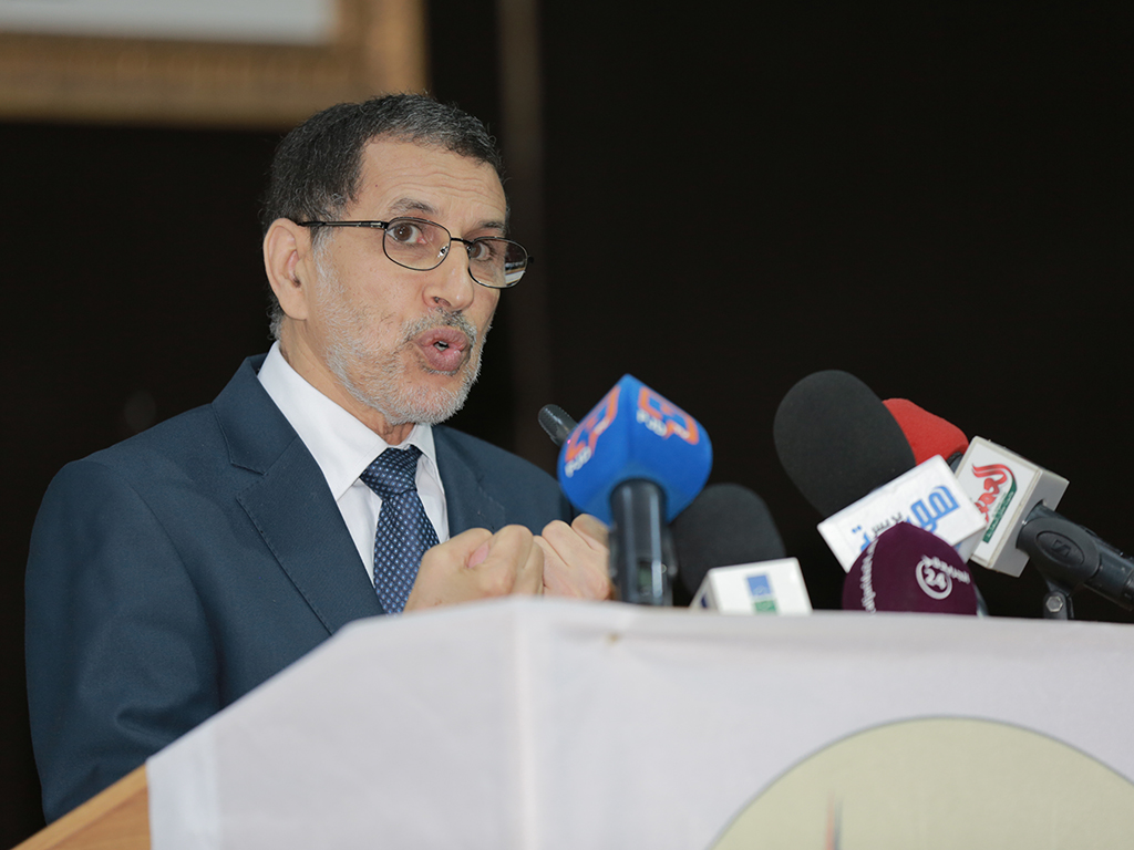العثماني: القطاعان العام والخاص مطالبان بالعمل معا لتسريع وتيرة النمو الاقتصادي