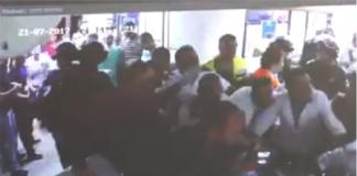 فيديو.. جنود الاحتلال اقتحموا مستشفى المقاصد بالقدس أيام إغلاق الأقصى ونكلوا بالجرحى