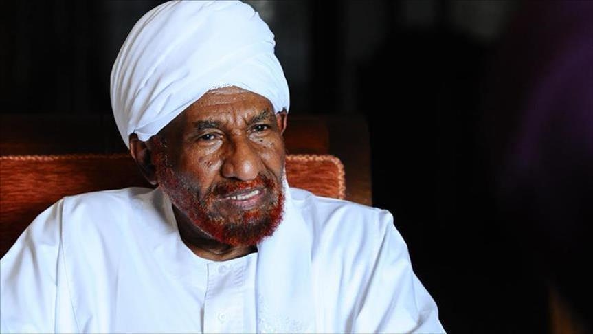 السودان.. حزب الأمة يعلن اعتقال أمينته العامة ونجلة زعيمه