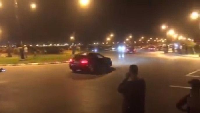 بالفيديو.. ولاية أمن طنجة تحارب ظاهرة التفحيط في مدارات عروس الشمال