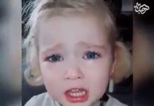 فيديو.. طفلة تركية تبكي عند سماعها الأذان.. والسبب؟!