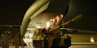 انطلاق مناورات بحرية تركية قطرية الأحد المقبل
