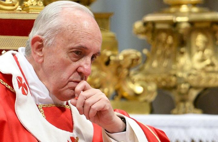 بابا الفاتيكان يكشف عن تعرض راهبات للاغتصاب على أيدي كهنة وأساقفة