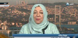 """""""طعناً بالسكاكين"""".. مقتل معارضة سورية وابنتها باسطنبول"""