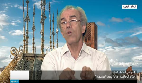 طارق الحمودي: مغالطات عصيدية في اللغة العربية
