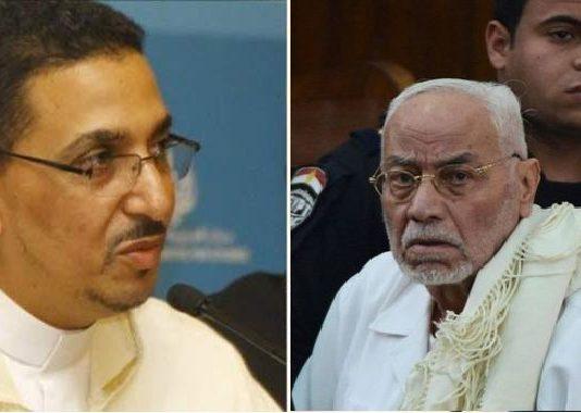 أبوحفص يترحم على مرشد الإخوان أمس ثم يحذف التدوينة اليوم.. فما السبب؟!