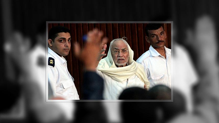 """""""العدل والإحسان"""" ناعية عاكف: مات شامخا ثابتا قاهرا لجلاديه"""