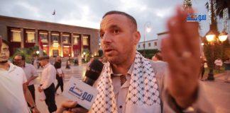 """فيديو.. هناوي يعلق على وفد """"الإستعلاميين"""" المغاربة إلى الكيان الصهيوني"""