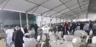 فيديو جديد عن تراشق المؤتمرين الاستقلاليين في مؤتمرهم الوطني 17