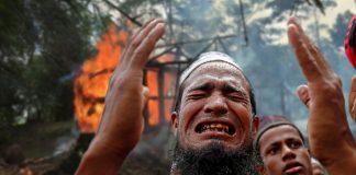ناشط روهنغي: حكومة ميانمار مارست التطهير العرقي وحرقت المساجد