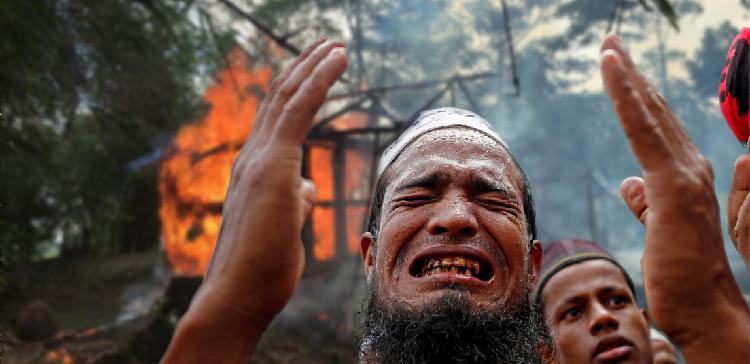 """غوتيريش """"قلق للغاية"""" إزاء اكتشاف 5 مقابر جماعية للروهنغيا في ميانمار"""