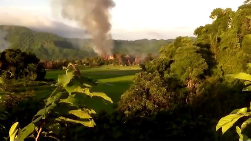 بعد ضغوط أممية.. ميانمار تهدم مستوطنة بوذية بنيت على أنقاض قرية للروهنغيا