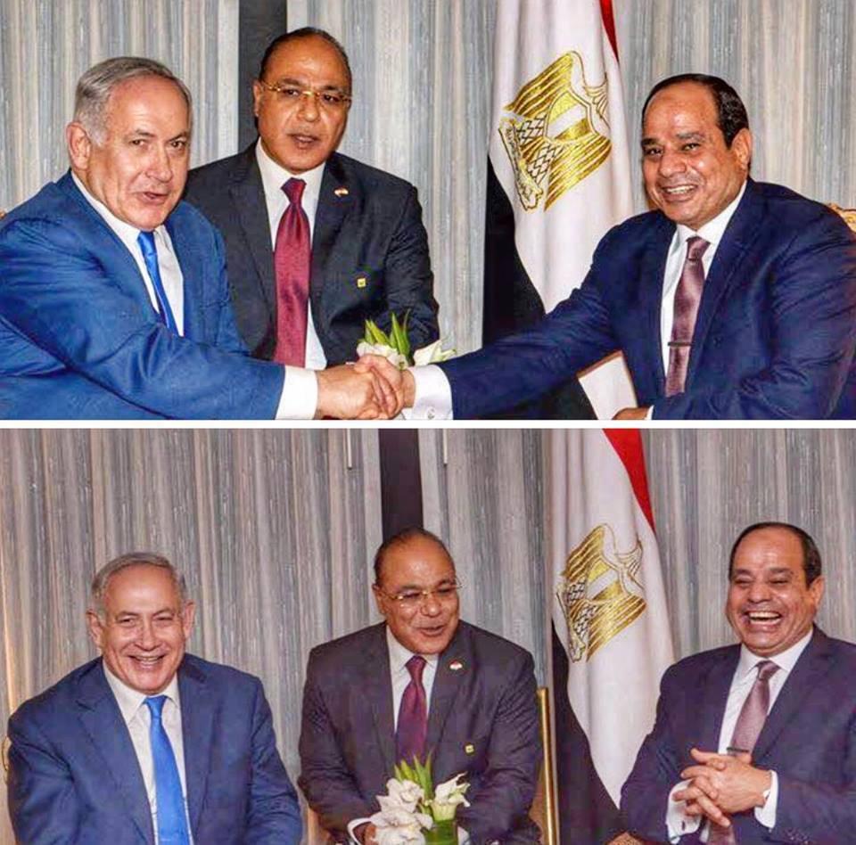 تسريب.. أراض مصرية مقابل ضم الضفة الغربية مقترح إسرائيلي للفلسطينيين