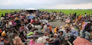 حنين وحزن.. عيد الروهنغيا في مخيمات اللجوء