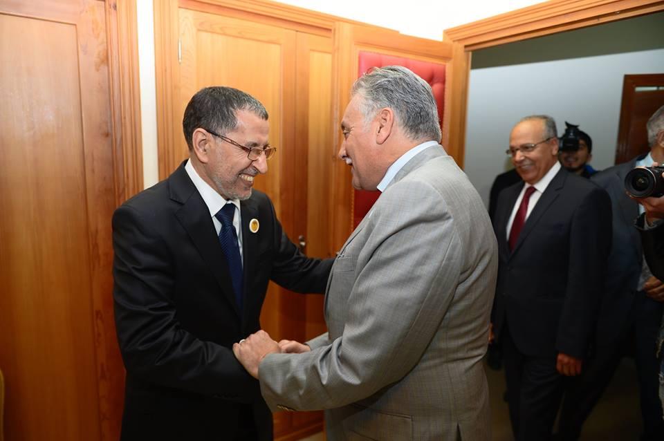 حزب التقدم والاشتراكية يقرر مغادرة حكومة سعد الدين العثماني
