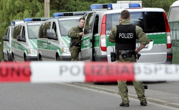 مقتل شخصين وإصابة شرطيين اثنين في إطلاق نار غربي ألمانيا