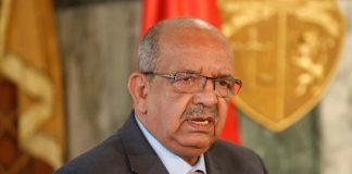 """وزير الخارجية الجزائري: لا نتمنى """"وفاة"""" الاتحاد المغاربي"""