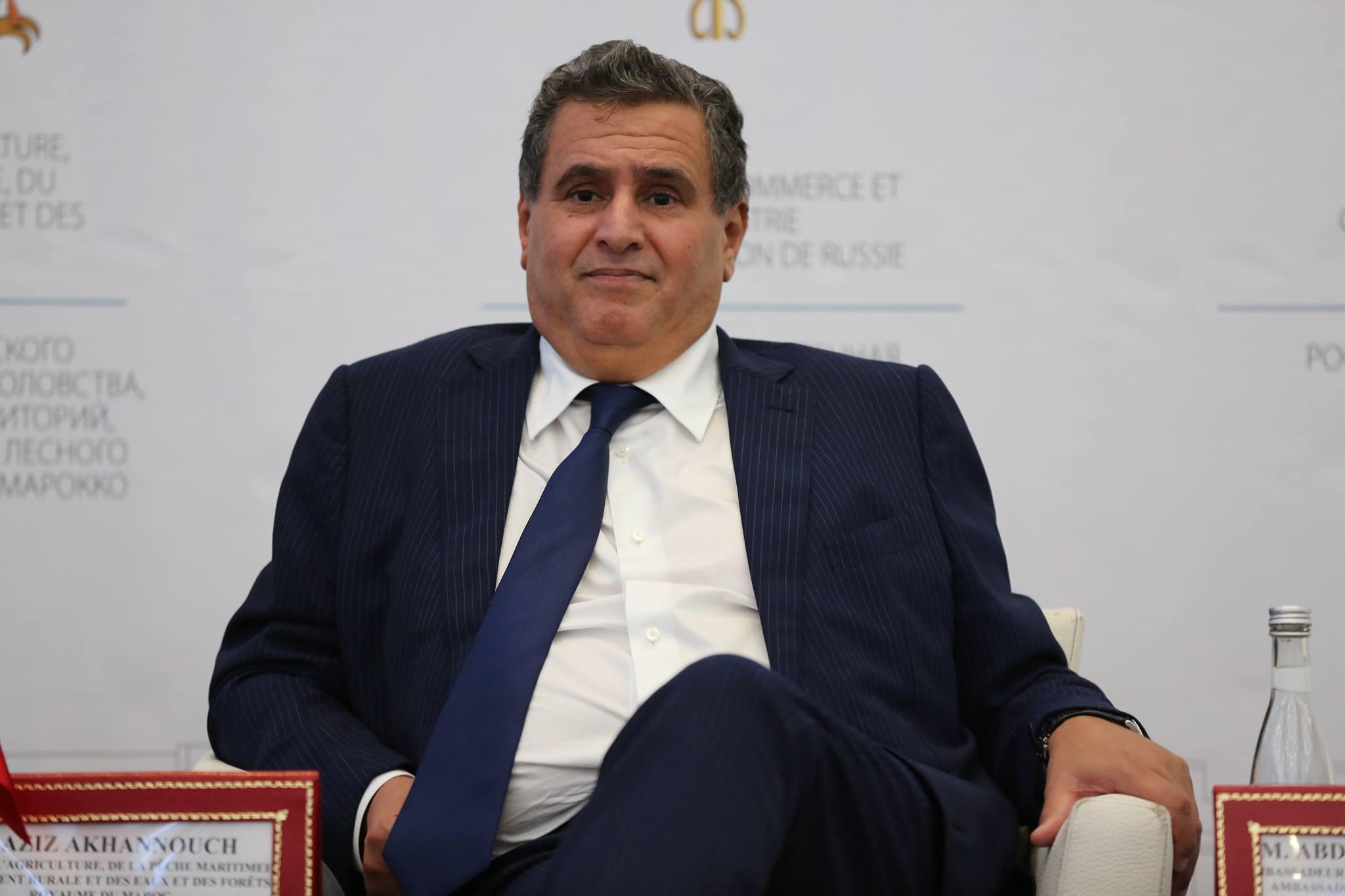 بنشماش الأمين العام لحزب البام رهن إشارة أخنوش