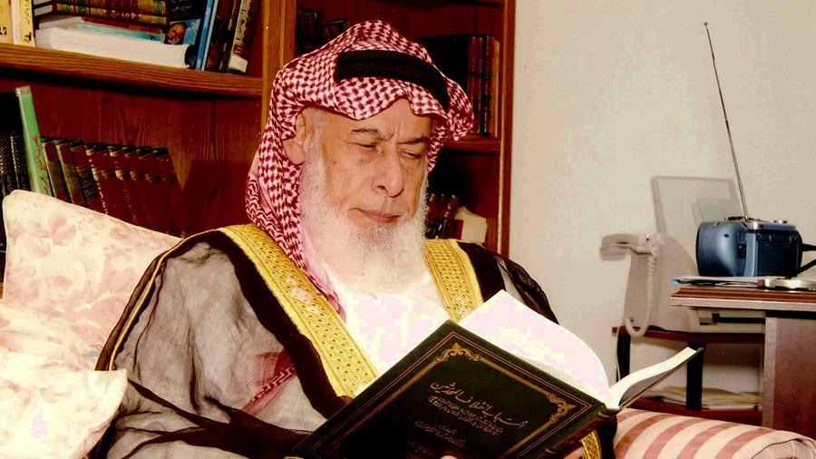 """وفاة الداعية العراقي البارز """"أحمد الكبيسي"""" عن عمر ناهز 83 عاما -رحمه الله-"""