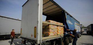 مساعدات بوسنية لمصلحة السوريين تتوجه إلى تركيا