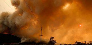 17 قتيلا حصيلة حرائق كاليفورنيا.. وترامب يعلن حالة الطوارئ