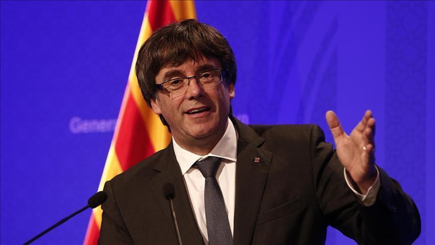 محكمة ألمانية تقضي بالإفراج المشروط عن زعيم كتالونيا السابق