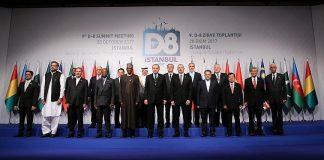 انطلاق قمة مجموعة الثماني الإسلامية في إسطنبول