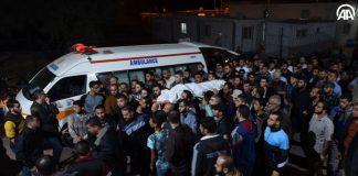 8 قتلى في قصف صهيوني لنفق قرب حدود غزة وبيان تنديد من فتح وحماس